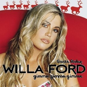 Willa Ford Artist photo