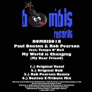 Paul Donton And Rob Pearson Feat Tempo O' Neil 歌手頭像