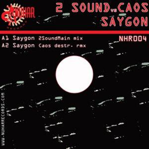 2Sound, Gary Caos 歌手頭像