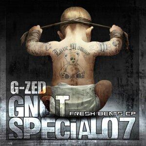 G-Zed 歌手頭像