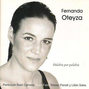 Fernanda Oteyza 歌手頭像