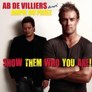 AB de Villiers & Ampie du Preez