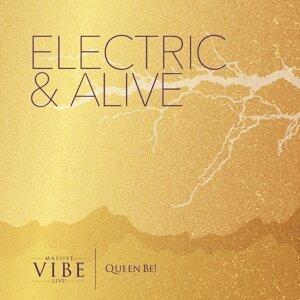 Queen Be!, Massive Vibe Live! 歌手頭像