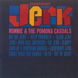 Ronnie & The Pomona Casuals 歌手頭像
