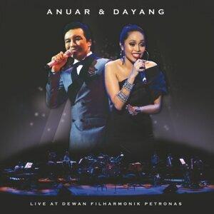 Dayang Nurfaizah & Anuar Zain