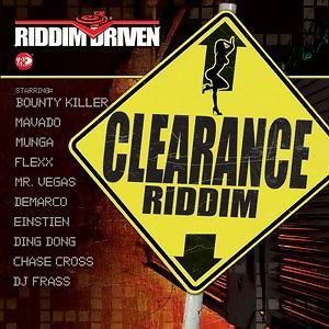 Riddim Driven: Clearance 歌手頭像