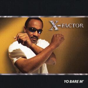 X-Factor 歌手頭像