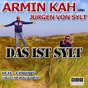 Armin Kah, Jürgen von Sylt & ZPromis 歌手頭像