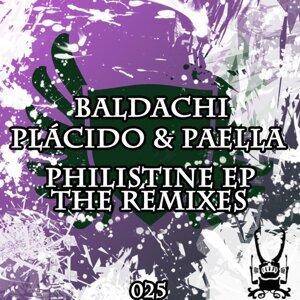 Baldachi, Plácido & Paella 歌手頭像