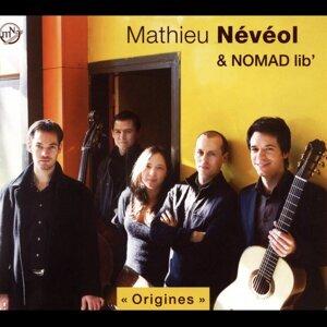 Mathieu Névéol, Nomad lib', Aude Giuliano, Julien Quentin, Mathias Lopez, Benjamin Valette 歌手頭像