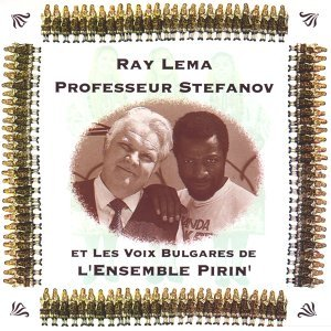 Ray Lema, Professeur Stefanov 歌手頭像