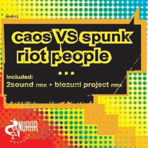 Gary Caos vs Spunk 歌手頭像