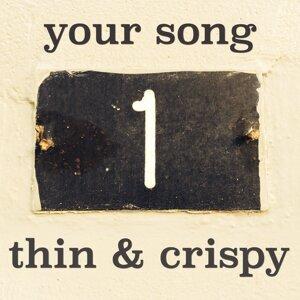 Thin & Crispy 歌手頭像