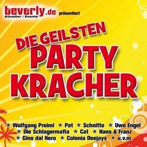 Colonia Deejays, Hans und Franz, Gino dal Nero, Pat, Uwe Engel, Schnitte & Die Schlagermafia,Wolfgang Preiml 歌手頭像