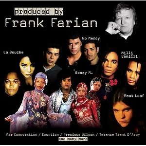 Produced by: Frank Farian 歌手頭像