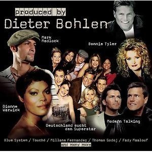 Produced by: Dieter Bohlen 歌手頭像