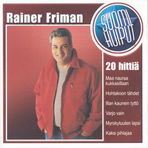 Rainer Friman 歌手頭像