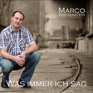 Marco Breitenstein 歌手頭像