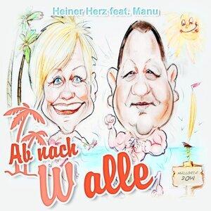 Heiner Herz feat. Manu 歌手頭像