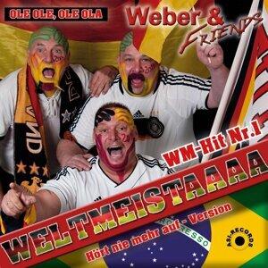 Weber & Friends 歌手頭像