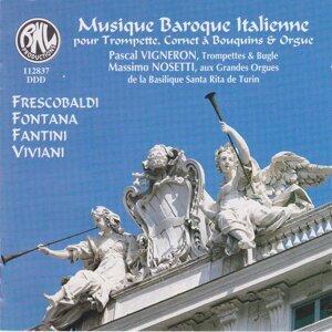 Pascal Vigneron, Massimo Nosetti 歌手頭像