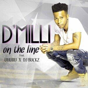 D'Milli feat. Uhuru and DJ Buckz 歌手頭像