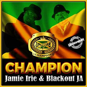 Jamie Irie & Blackout JA 歌手頭像