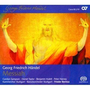 Frieder Bernius 歌手頭像