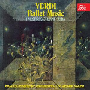 Prague Symphony Orchestra, Vladimír Válek 歌手頭像