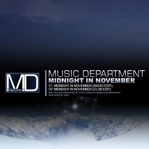 Music Department 歌手頭像