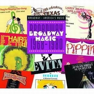 Broadway Magic: Broadway 1968-1980 歌手頭像