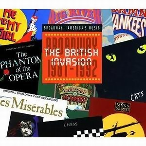 British Invasion: Broadway 1981-1992 歌手頭像