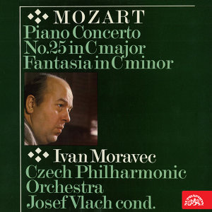 Ivan Moravec, Czech Philharmonic Orchestra, Josef Vlach 歌手頭像