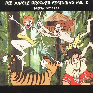 The Jungle Groover 歌手頭像