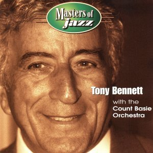 Tony Benette, The Count Basie Orchestra 歌手頭像