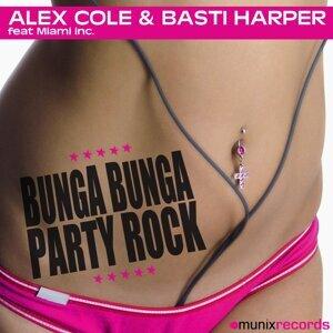 Alex Cole & Basti Harper feat. Miami Inc 歌手頭像