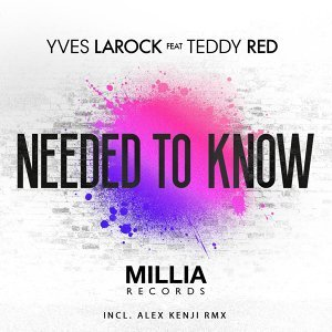 Yves Larock feat. Teddy Red 歌手頭像