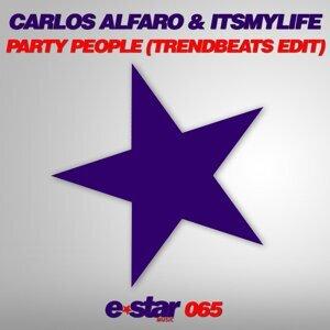 Carlos Alfaro & Itsmylife 歌手頭像