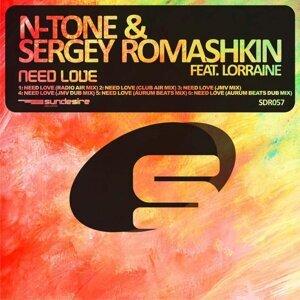 N-Tone & Sergey Romashkin feat. Lorraine 歌手頭像