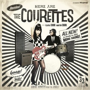 The Courettes 歌手頭像