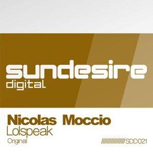 Nicolas Moccio 歌手頭像