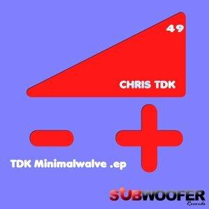 Chris TDK 歌手頭像