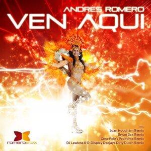 Andres Romero 歌手頭像