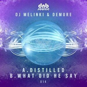 DJ Melinki and Demure