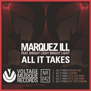 Marquez Ill feat. Bright Light Bright Light 歌手頭像