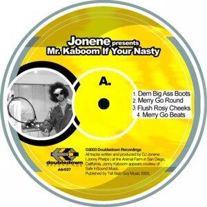 Jonene Presents 歌手頭像