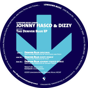 Johnny Fiasco and Dizzy