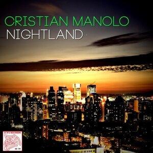 Cristian Manolo アーティスト写真