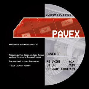 Pavex 歌手頭像