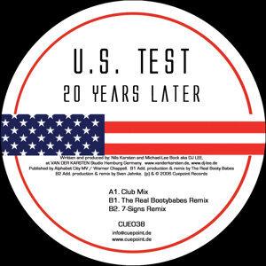 U.S. Test 歌手頭像